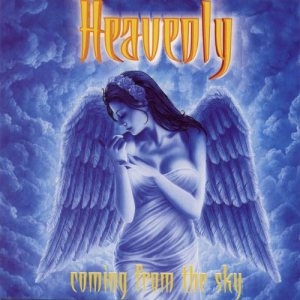 Heavenly - Coming From the Sky cover art