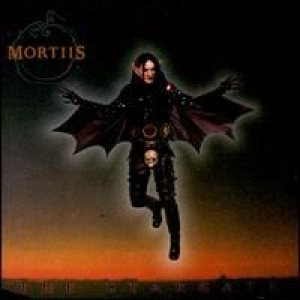 Mortiis - The Stargate cover art