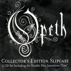 Opeth - Collector's Edition Slipcase cover art