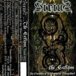 Sirius - The Eclipse (The Summons of the Warriors of Armageddon) cover art