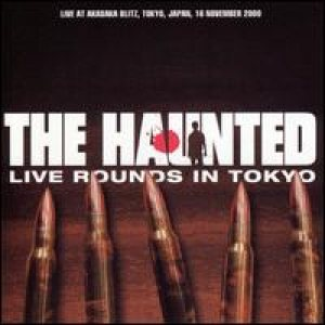 The Haunted - Live Rounds in Tokyo cover art
