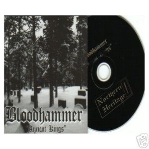 Bloodhammer - Ancient Kings cover art