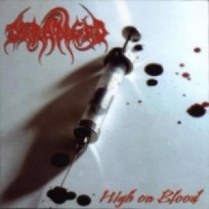 Deranged - High on Blood cover art