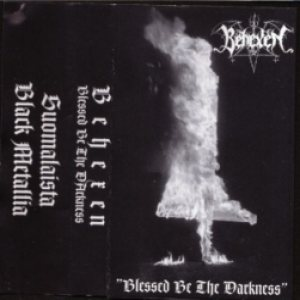 Behexen - Blessed Be the Darkness cover art