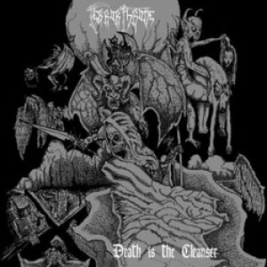 Terror Throne - Death is the Cleanser cover art