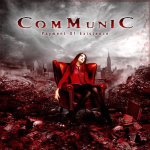 Communic - Payment of Existence cover art