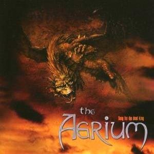 The Aerium - Song for the Dead King cover art