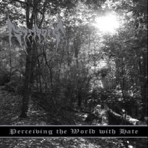 Striborg - Perceiving the World With Hate cover art
