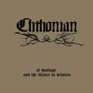 Chthonian - Of Beatings and the Silence in Between cover art
