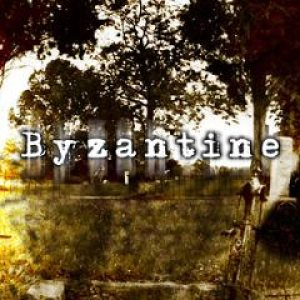 Byzantine - 2003 European Sampler EP cover art