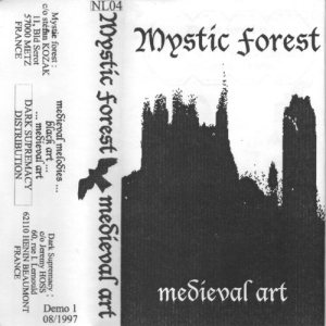 Mystic Forest - Medieval Art cover art