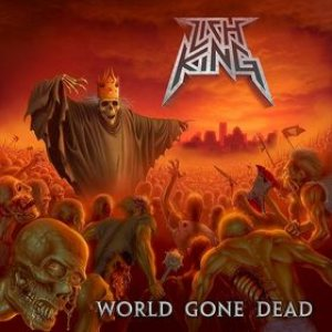 Lich King - World Gone Dead cover art