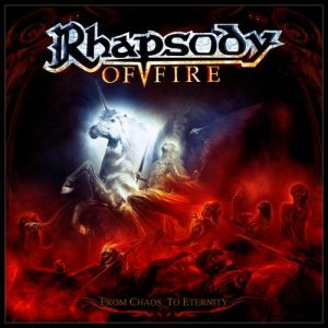 Rhapsody of Fire - From Chaos to Eternity cover art