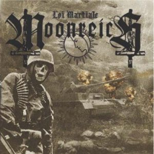 Moonreich - Loi Martiale cover art