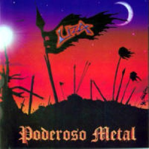 Liza - Poderoso Metal cover art