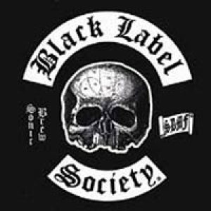 Black Label Society - Sonic Brew cover art