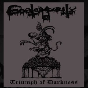 Goatoimpurity - Triumph of Darkness cover art