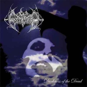 Gorement - Darkness of the Dead cover art