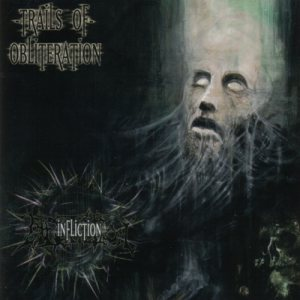 Infliction - Trails of Obliteration cover art