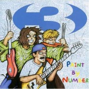 3 - Paint by Number cover art