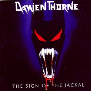 Damien Thorne - The Sign of the Jackal cover art
