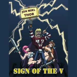 Thor - Sign of the V cover art