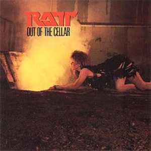 Ratt - Out of the Cellar cover art