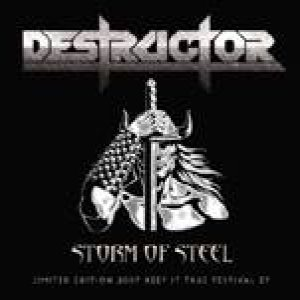 Destructor - Storm of Steel cover art
