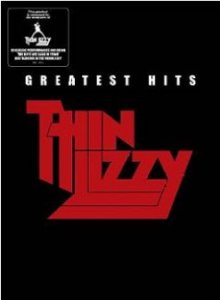 Thin Lizzy - Greatest Hits cover art