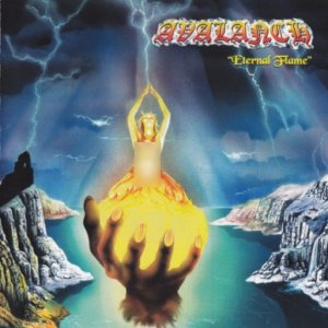 Avalanch - Eternal Flame cover art