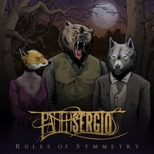 Paulo Sergio - Rules of Symmetry cover art