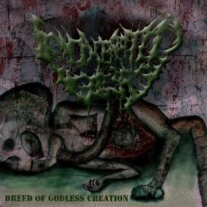 Incinerated Flesh - Breed of Godless Creation cover art