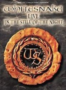 Whitesnake - Live in the Still of the Night cover art