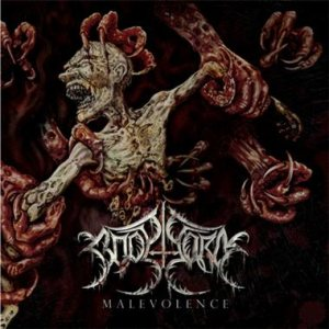 Bodyfarm - Malevolence cover art