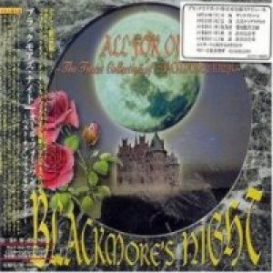 Blackmore's Night - All for One: the Finest Collection of cover art