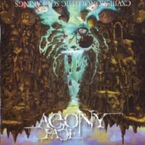 Agony Face - CXVIII Monolithic Squeakings cover art