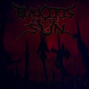 Black Iris of the Sun - 2012 EP cover art