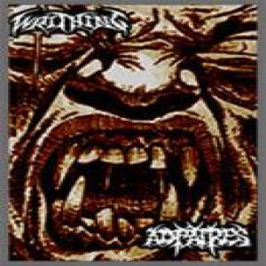 Ad Patres - Writhing / Ad Patres cover art