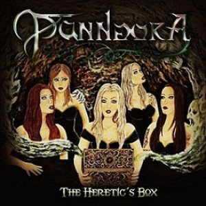 Panndora - The Heretic's Box cover art