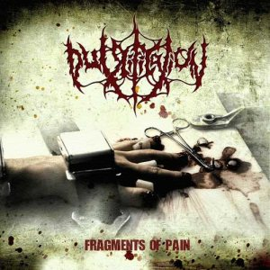 Putrification - Fragments of Pain cover art