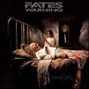 Fates Warning - Parallels cover art