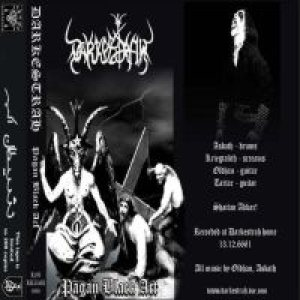 Darkestrah - Pagan Black Act cover art