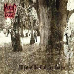 Morbid Curse - Night of the Walking Corpse cover art