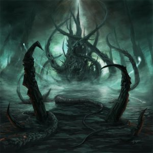 Disfiguring the Goddess - Deprive cover art