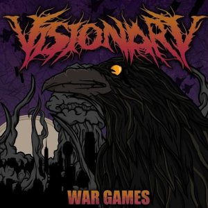 Visionary - War Games cover art