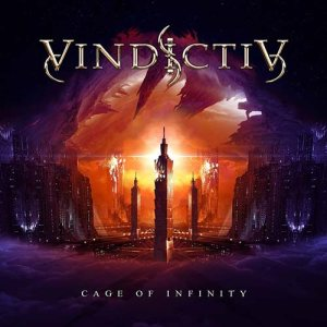 Vindictiv - Cage of Infinity cover art