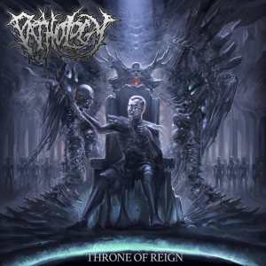 Pathology - Throne of Reign cover art