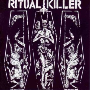Ritual Killer - Upon the Threshold of Hell cover art