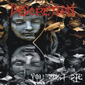 Discretion - You Must Die cover art