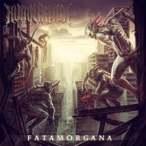 Humiliation - Fatamorgana cover art